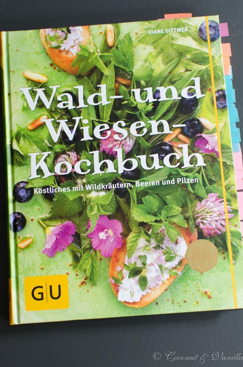 Kochbuchrezension: Wald- und Wiesenkochbuch von Diane Dittmer