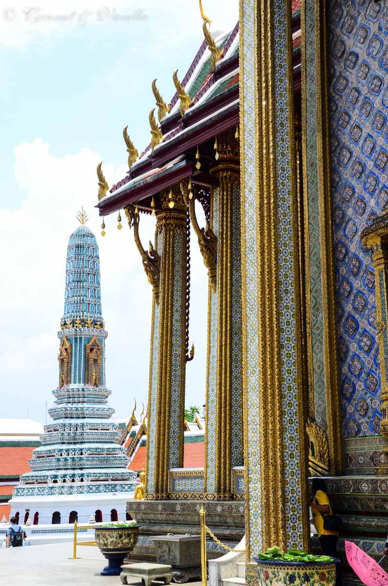 Bangkok Königspalast Chupa