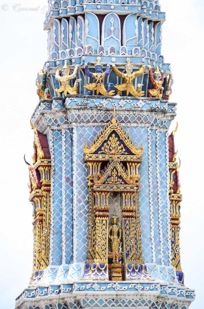 Bangkok Königspalast Figuren