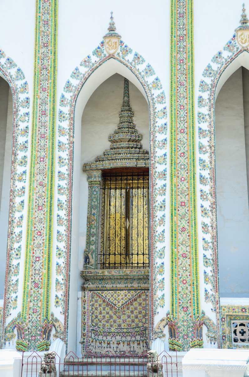 Bangkok Königspalast Mosaik