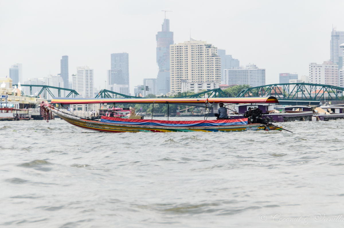 Bangkok Longboat