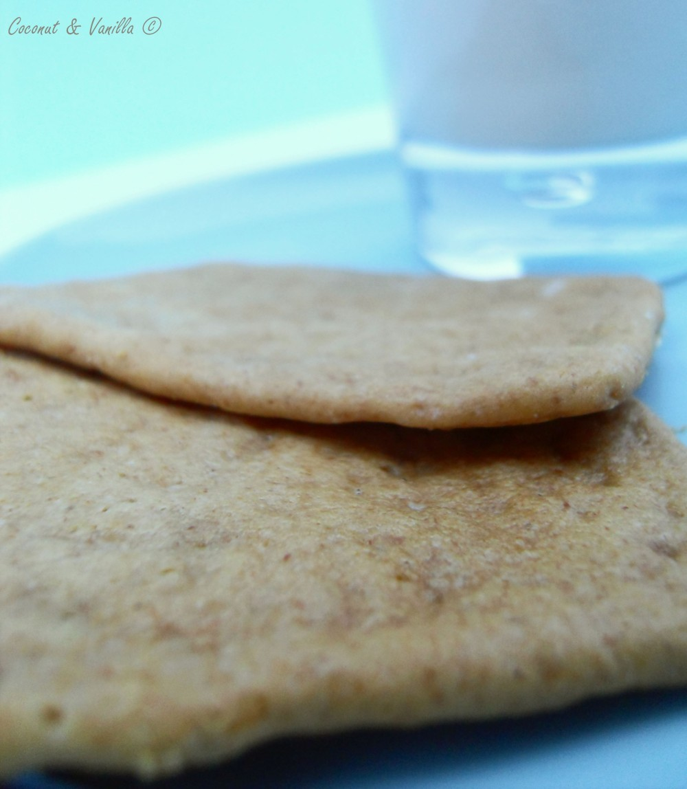 glutenfreie Graham Cracker