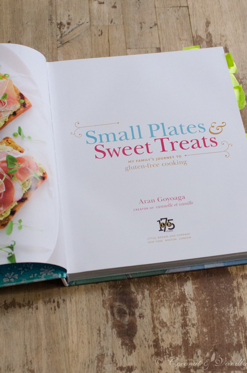 Small Plates, Sweet Treats von Aran Goyoaga