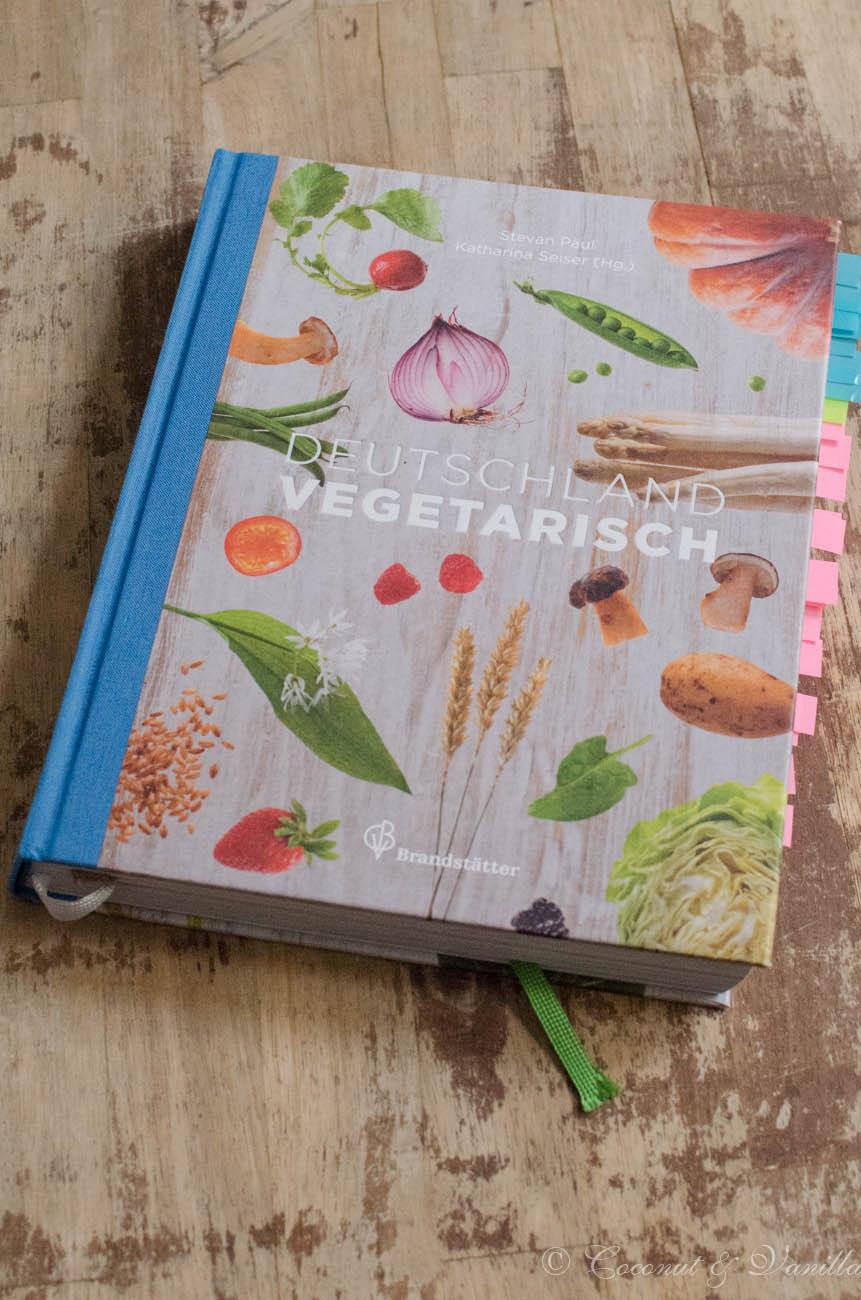 Deutschland vegetarisch von Stevan Paul und Katharina Seißer