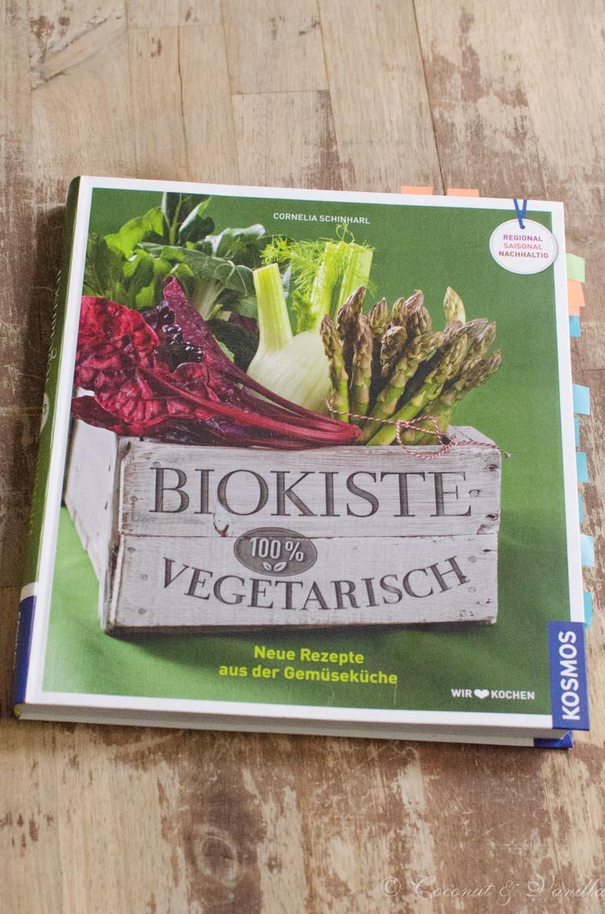 Biokiste vegetarisch von Kosmos