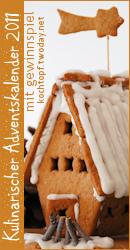 Kulinarischer Adventskalender 2011 - Türchen 13