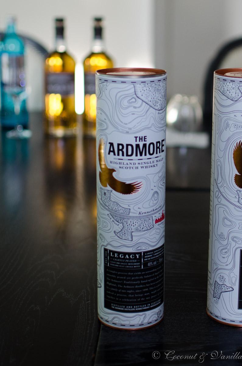 Ardmore Whisky - Coconut & Vanilla