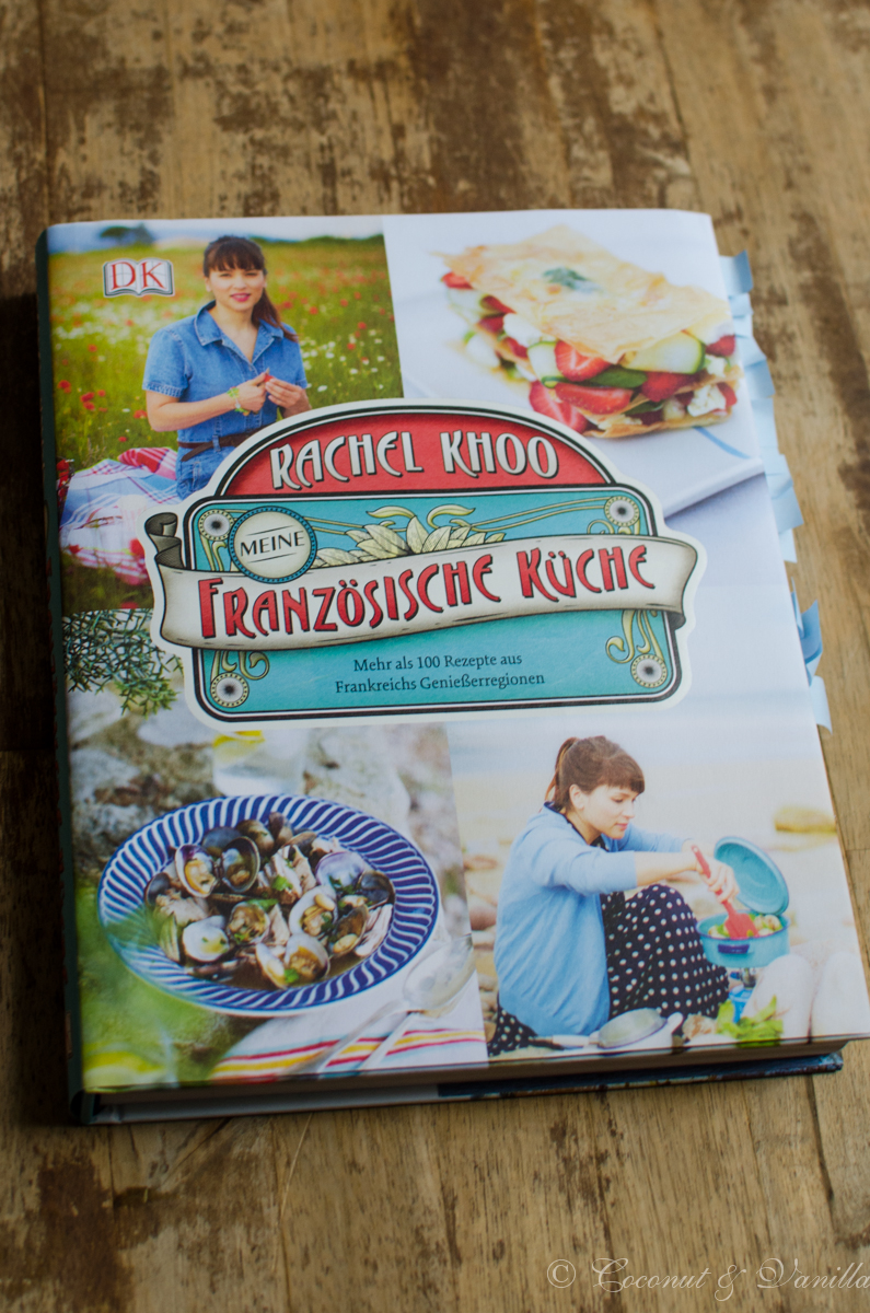 My litle french kitchen by Rachel Khoo