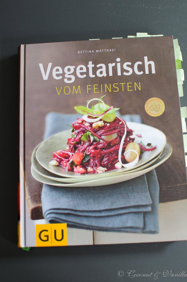 Vegetarisch vom Feinsten von Bettina Matthaei