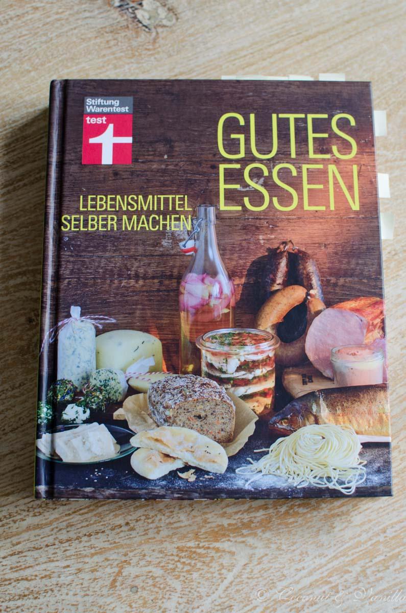 Gutes Essen - Lebensmittel selber machen von Stiftung Warentest
