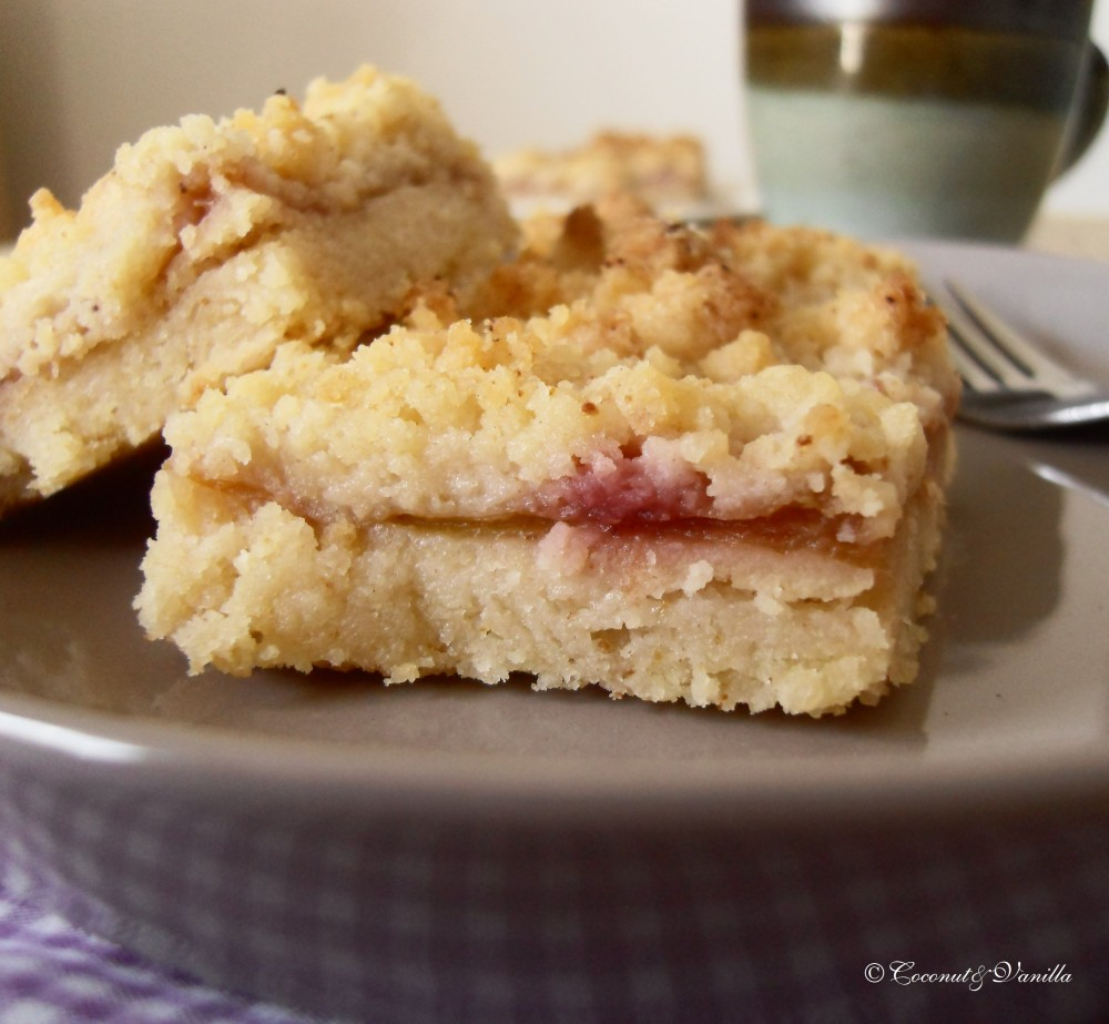 Peach Shortbread Recipe — Dishmaps
