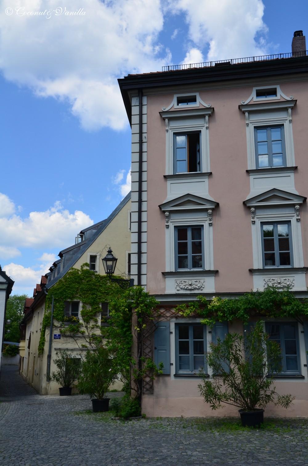 Eindruck von Regensburg