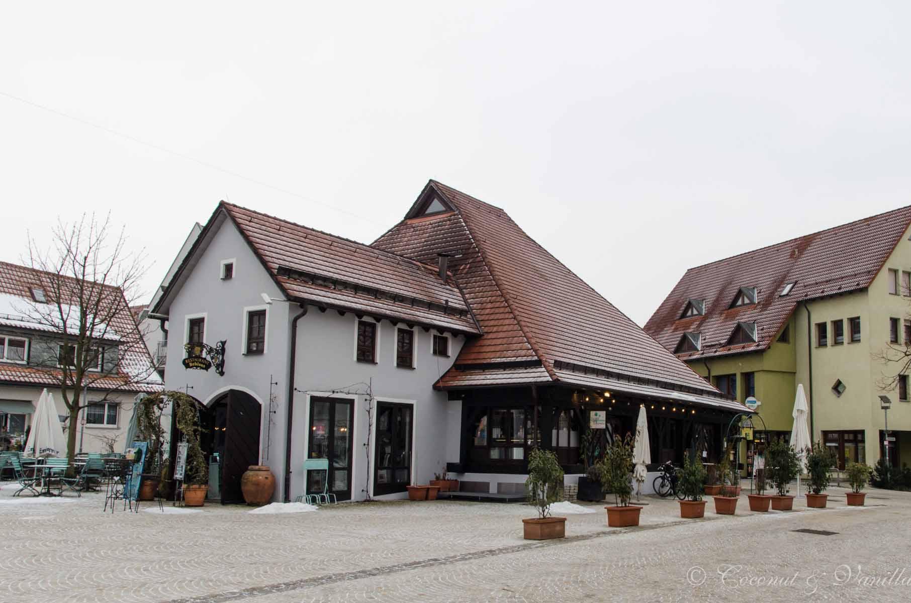Metzingen Marktplatz