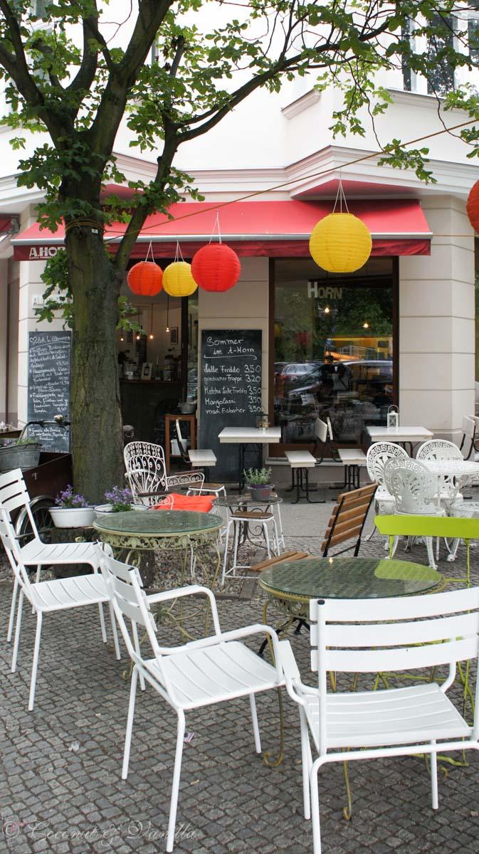 Café A.horn Berlin Kreuzberg