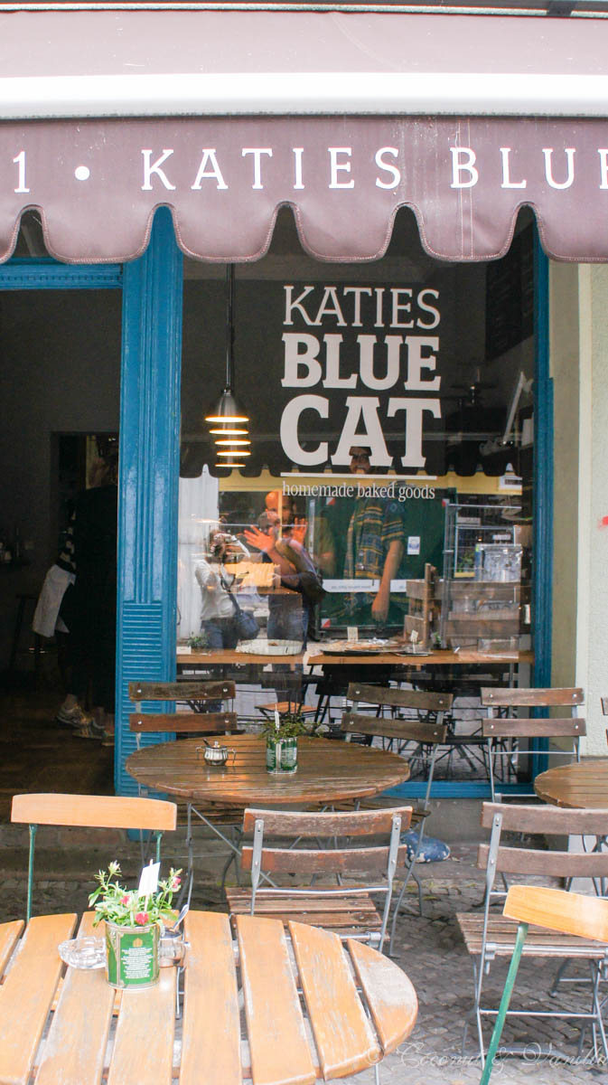 Katies Blue Cat Berlin Kreuzkölln