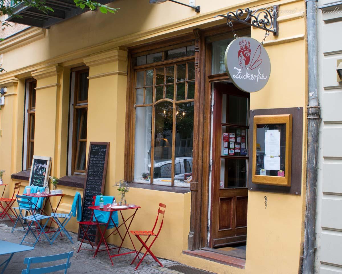 Café Zuckerfee Berlin Prenzlauer Berg