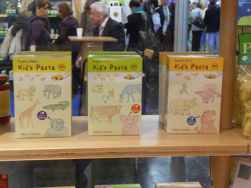 Back from the Biofach with some impressions