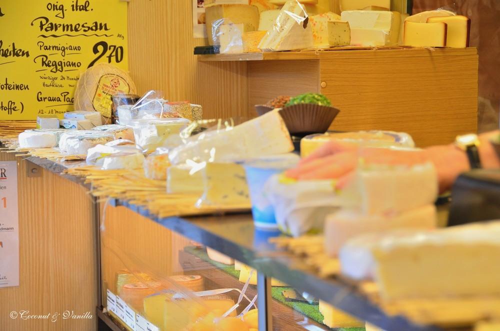 Markt - Käse Widmann
