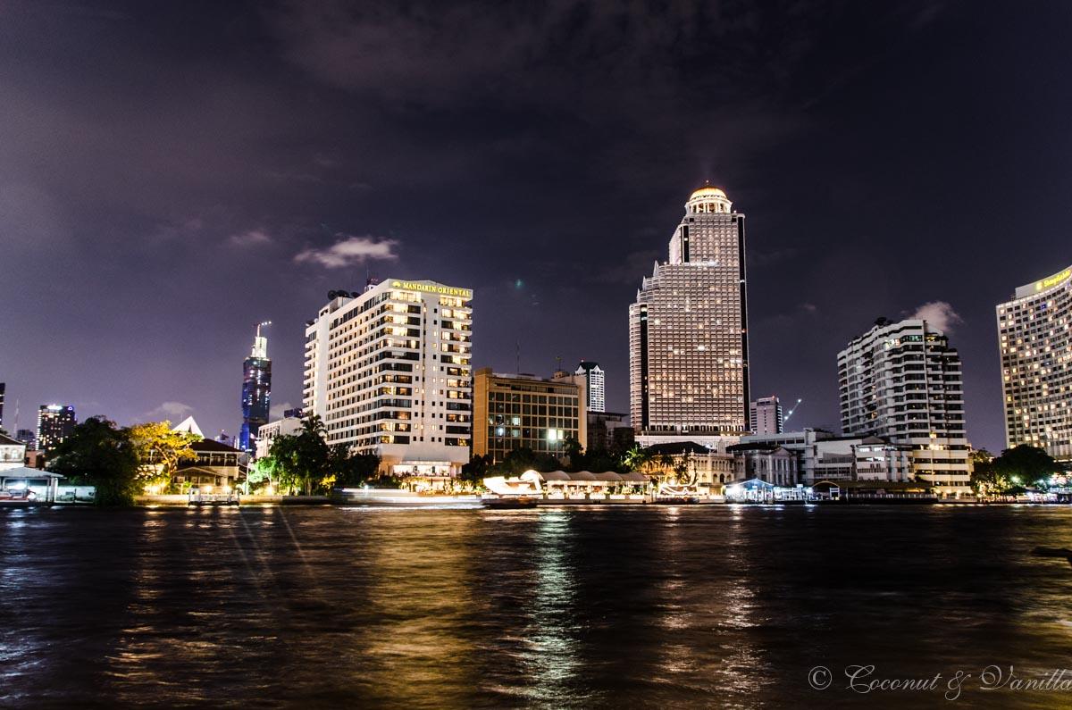 Bangkok Chao Praya Sala Rim Naan Mandarin Oriental