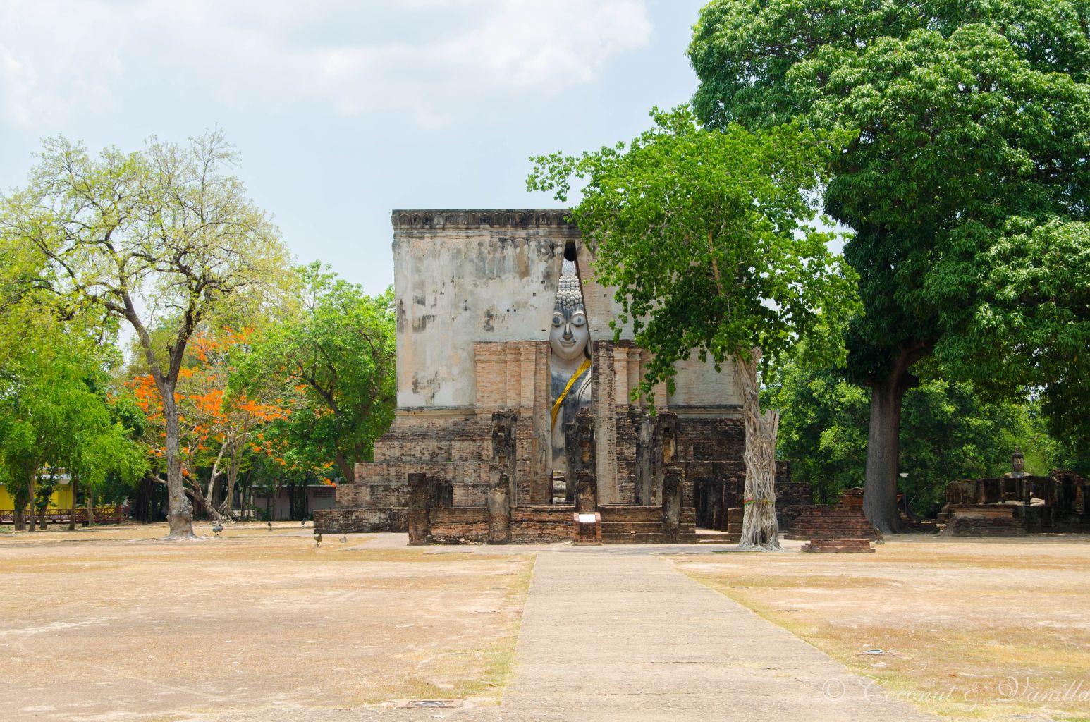 verborgener Buddha in Alt-Sukhothai by Coconut & Vanilla