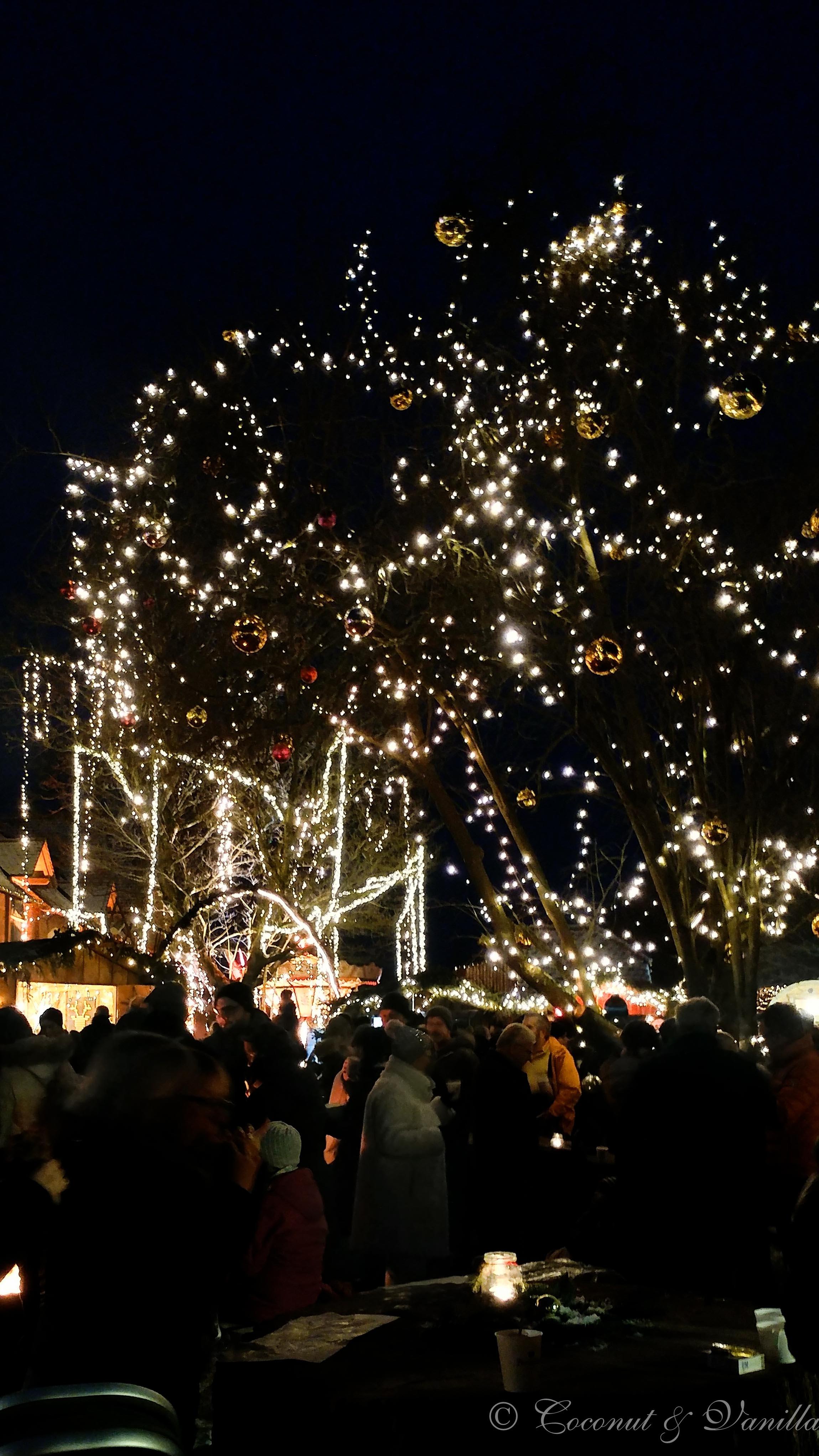 Romantischer Weihnachtsmarkt auf Gut Wolfgangshof in Anwanden/Zirndorf bei Fürth by Coconut & Vanilla