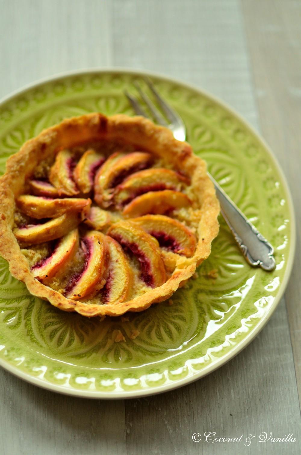 Cooking through La Tartine Gourmande: Apricot tartlets : Coconut ...