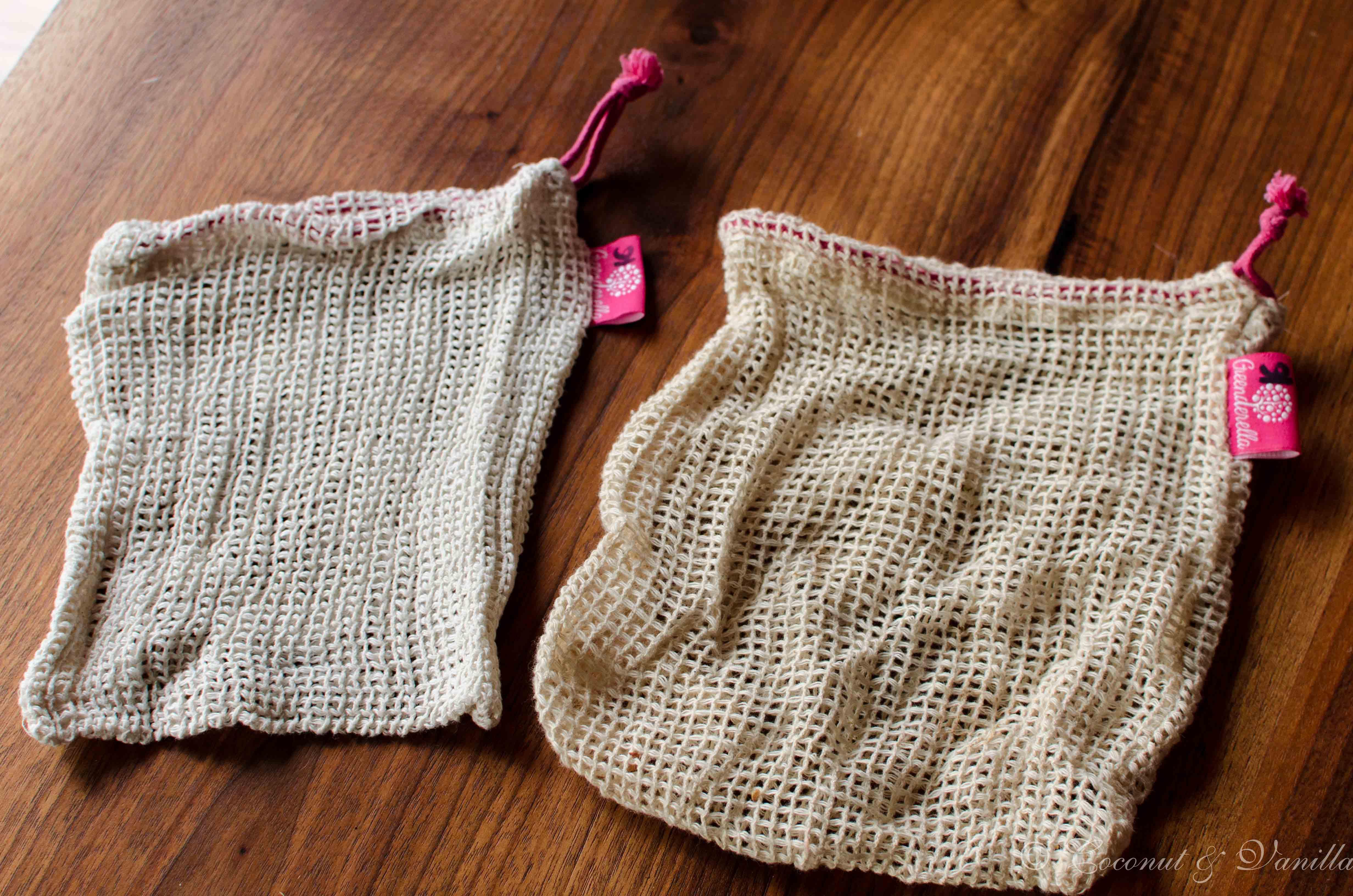 Greenderella Baumwollsäckchen