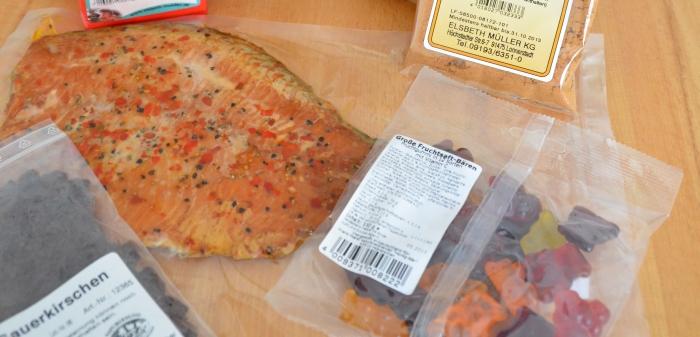 Exchanging Food Parcels