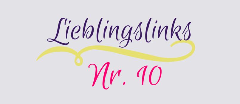 Lieblingslinks Nr. 10, Coconut & Vanilla
