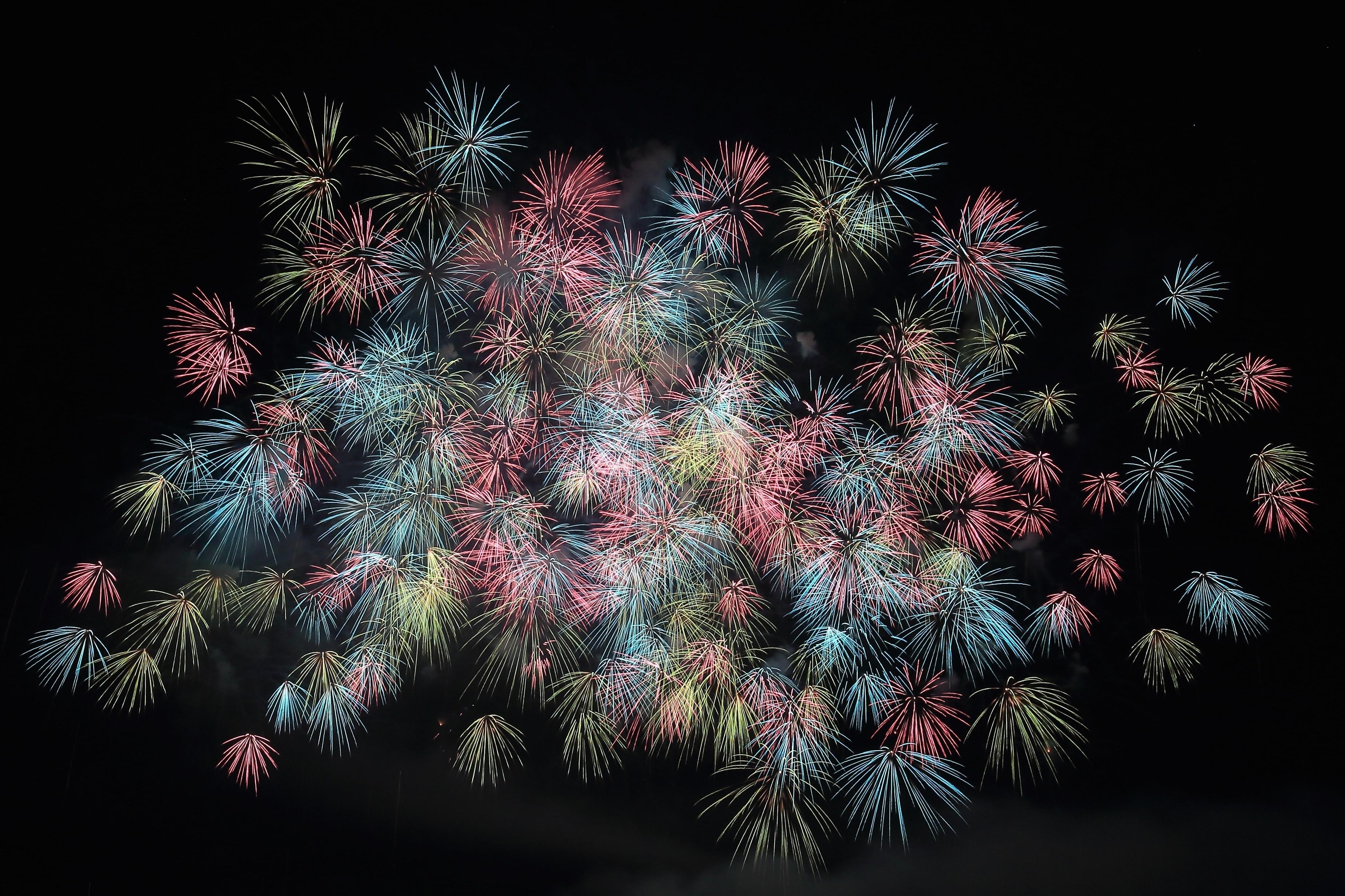 Feuerwerk by kazuend