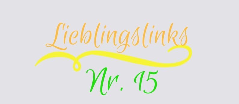 Lieblingslinks Nr.15
