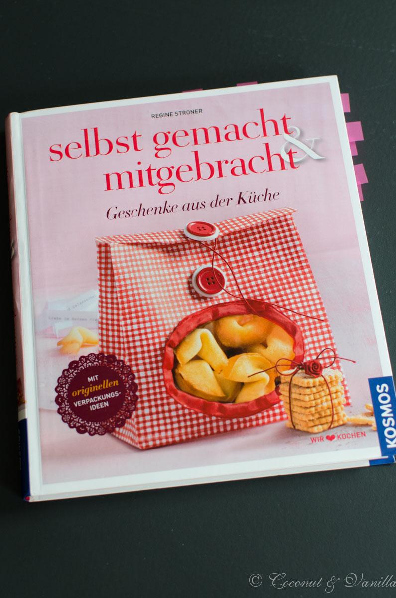 Kochbuchrezension: Selbst gemacht und mitgebracht von Regine Stroner