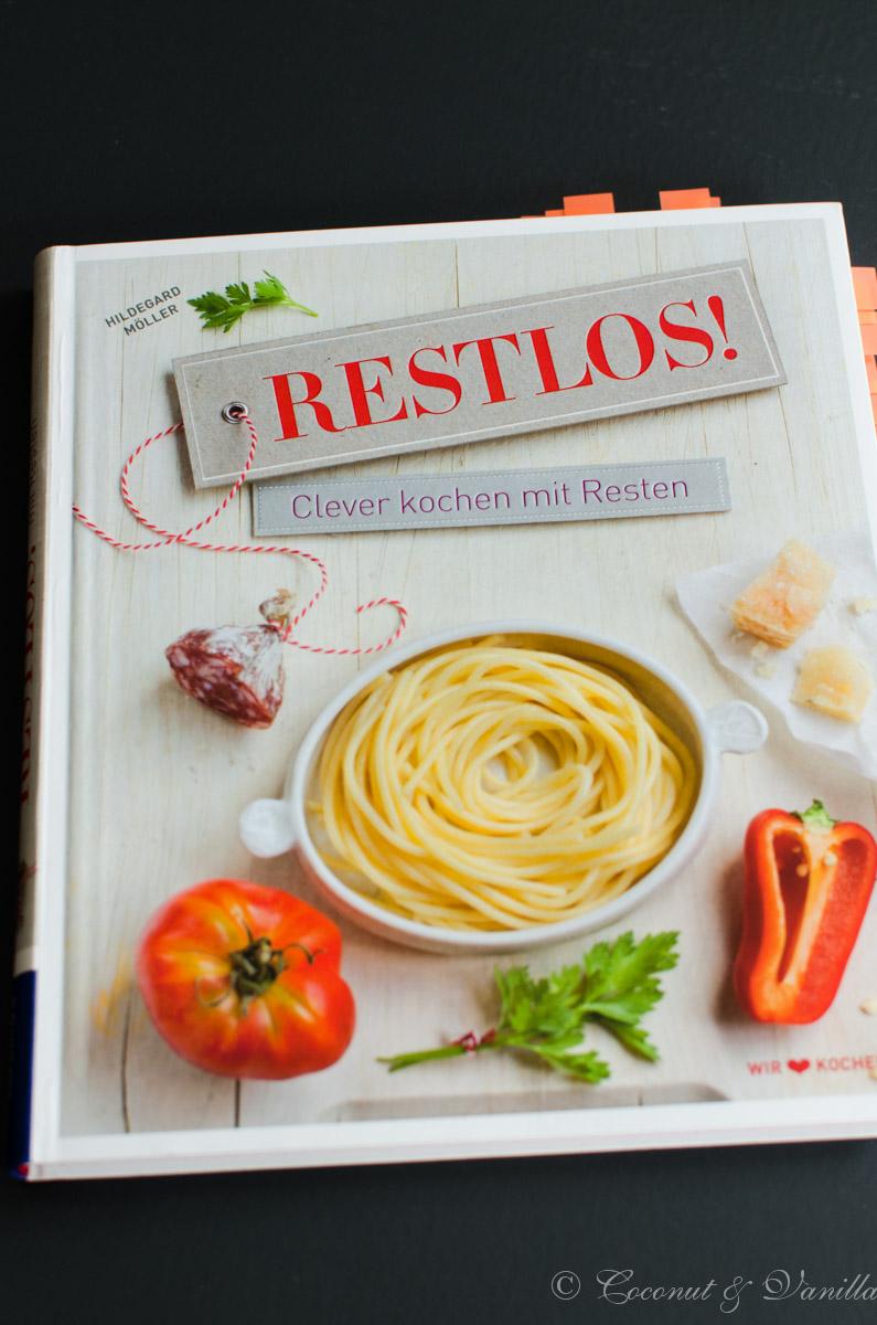 Cookbook review: Restlos!: Clever kochen mit Resten