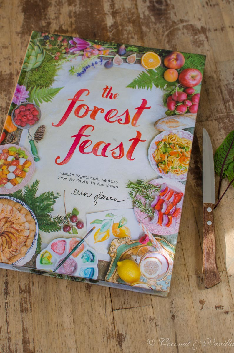 Cookbook Recommdendation: The Forest Feast by Erin Gleeson